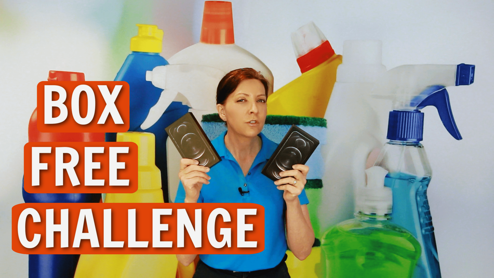 Box Free Challenge Angela Brown Ask a House Cleaner