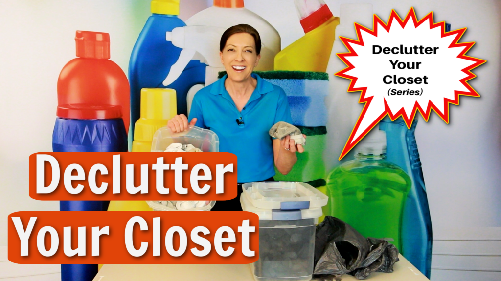 Declutter Your Closet Angela Brown Ask a House Cleaner