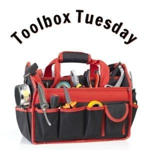 Toolbox Tuesday @ Online Products, App & Software Reviews