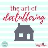 Art of Decluttering - Amy Revell, Kirsty Farrugia