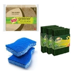 Sponges - Products for Home and Commercial Cleaning