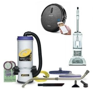Vacuums - Products for Home and Commercial Cleaning