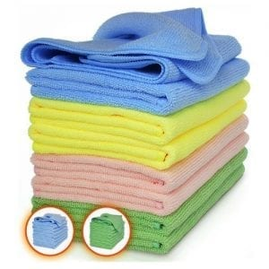 Vibrawipe Microfiber Cloth - Products for Home and Commercial Cleaning