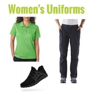 Women's Uniforms