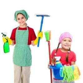 Cleaning Resources for Kids