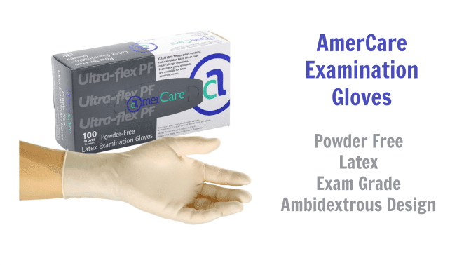 AmerCare, Angela Browns Top 10 Gloves for House Cleaners