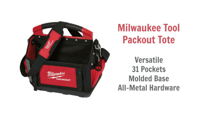 Angela Browns Top 10 Cleaning Caddies, Milwaukee Tool Packout Tote