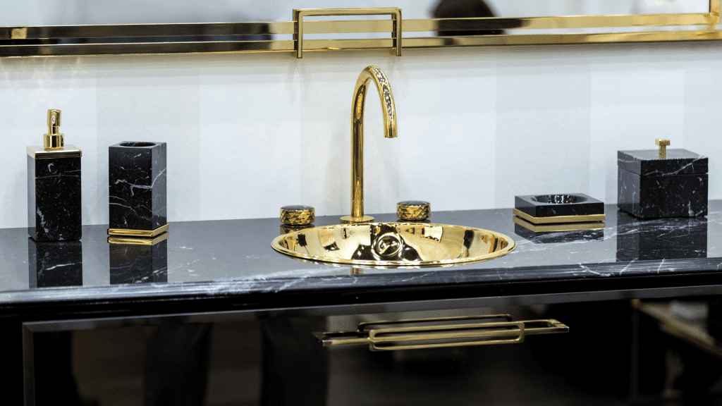 Bronze Faucets, Featured Image