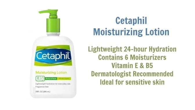 Cetaphil Moisturizing Lotion, Angela Brown's Top 10 Repair Creams, Savvy Cleaner Recommended.