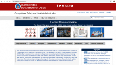 Cleaning Bottle Secrets Revealed OSHA HAZCOM Screenshot2