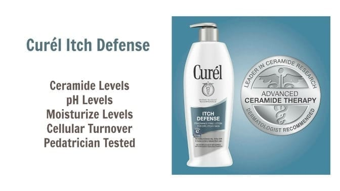 Curel Itch Defense, Angela Brown's Top 10 Repair Creams, Savvy Cleaner Recommended.