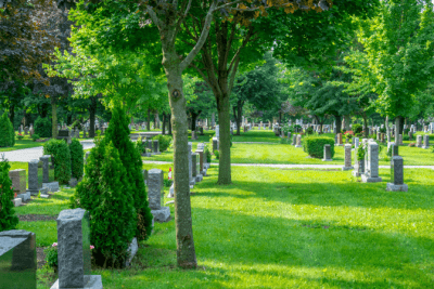 Do House Cleaners Need a Will, Cemetery