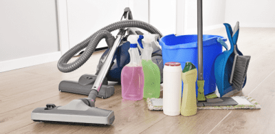Do House Cleaners Need a Will, Cleaning Supplies