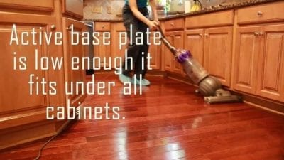 Dyson Animal Ball Vacuum Product Review Active Base Plate