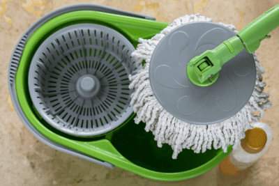 Favorite Mops for Cleaning Homes, Spin Mop