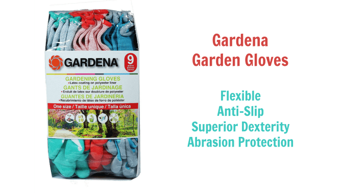 Gardena Garden Gloves, Angela Browns Top 10 Gloves for House Cleaners