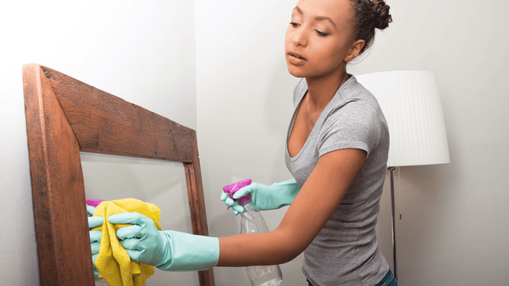 Get a Teenager to Clean Up, My Cleaning Connection