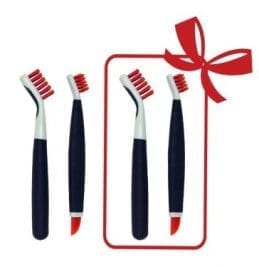 Gift of Oxo Deep Clean Brush Set