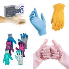 Gloves for House Cleaners