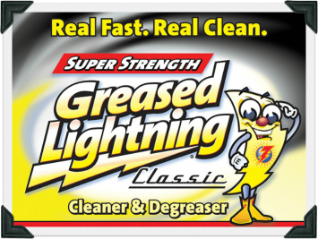 Greased Lightning Logo