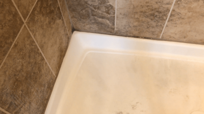 Greased Lightning Cleaner and Degreaser - Icky Shower Grout