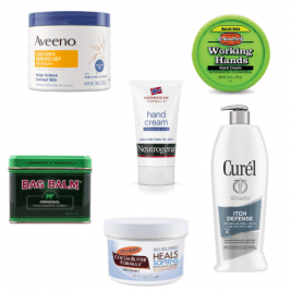 Healing Creams Products for House Cleaners