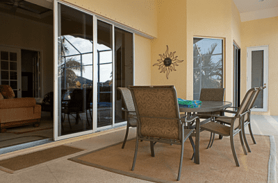 How to Clean Crevices and Sliding Door Tracks, Patio Doors
