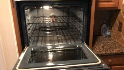 How to Clean an Oven Fast, Easy Off, Clean Oven