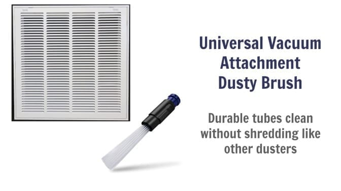 Imenou Universal Vacuum Attachment Dusty Brush, AC Vent, Angela Brown's Top 10 Dusters