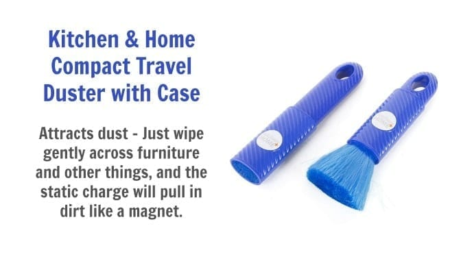 Kitchen plus Home Compact Travel Duster, Angela Brown's Top 10 Dusters