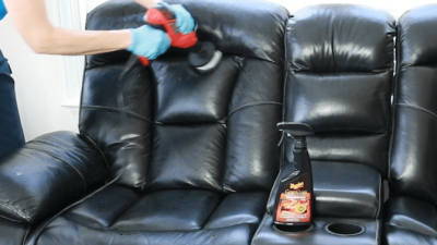 Meguiar\'s Leather Conditioner - My Cleaning Connection