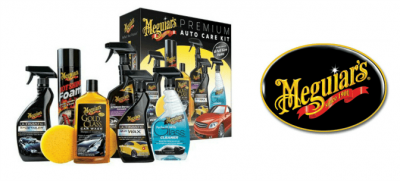 Meguiars Gold Class Leather Conditioner, Meguiars Ultimate Car Cleaning & Waxing Kit