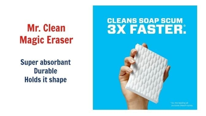 Mr. Clean Magic Eraser, Angela Brown's Top 10 Sponges