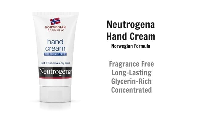 Neutrogena Hand Cream, Angela Brown's Top 10 Repair Creams, Savvy Cleaner Recommended.