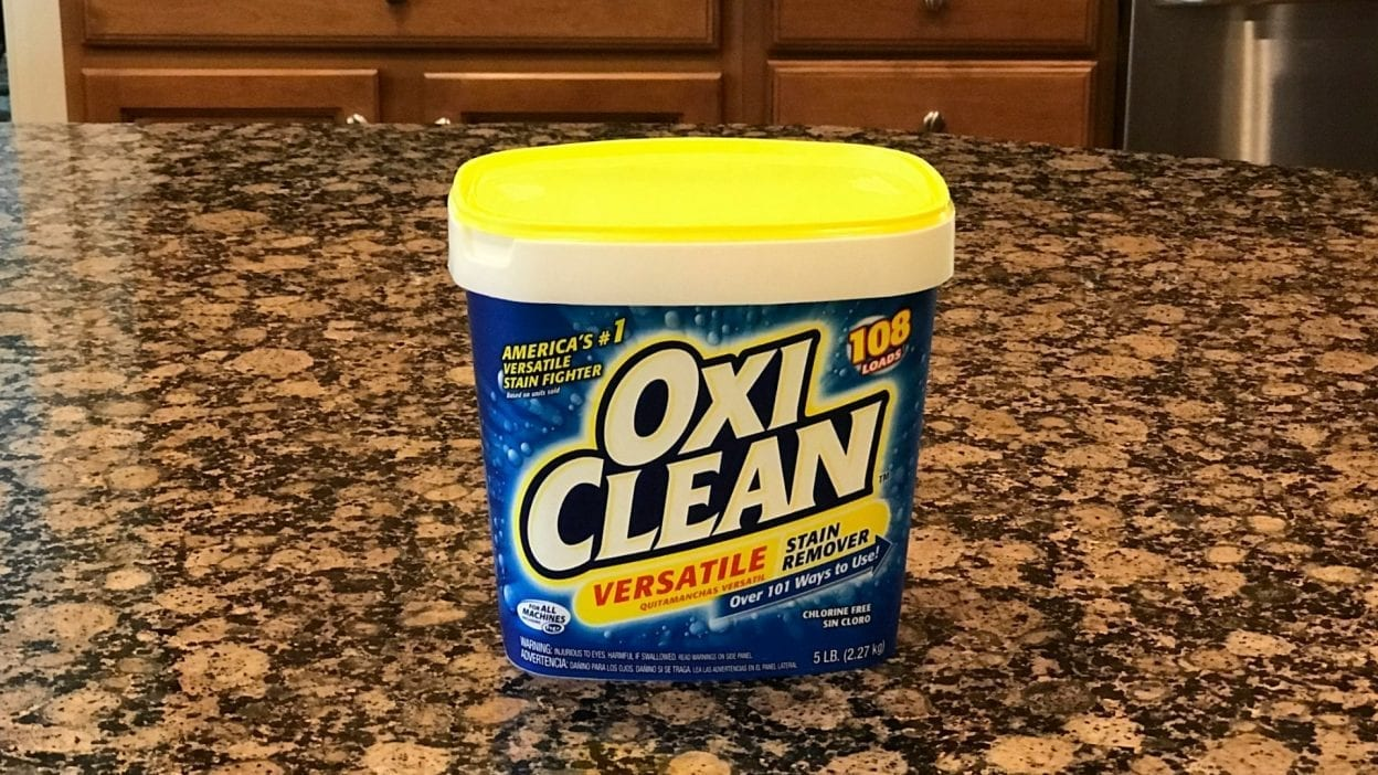 OxiClean Product Review, My Cleaning Connection