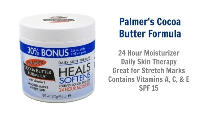 Palmer's Cocoa Butter Formula, Angela Brown's Top 10 Repair Creams, Savvy Cleaner Recommended.