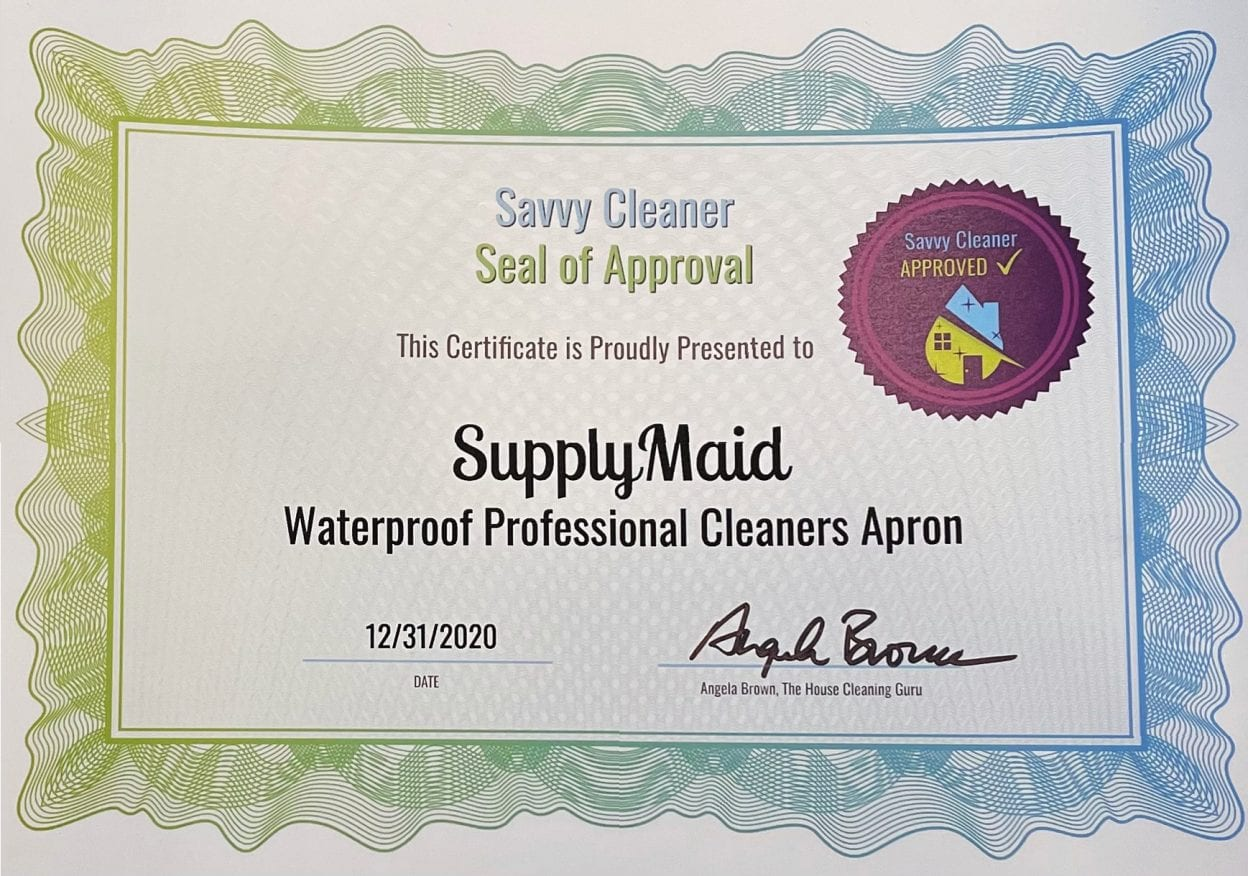 Supply Maid Savvy Cleaner Approval 2020