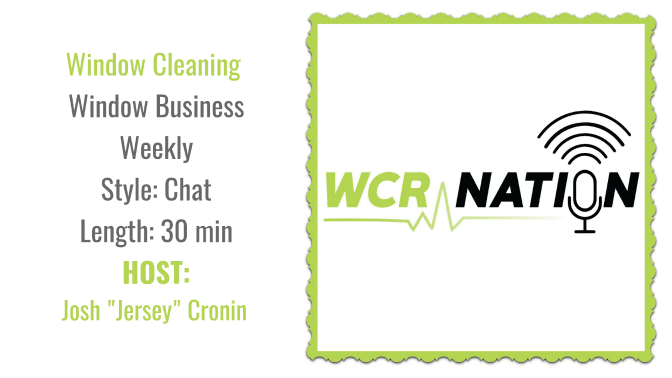 WCR Nation, Angela Brown's Top 10 Podcasts, Savvy Cleaner Recommended